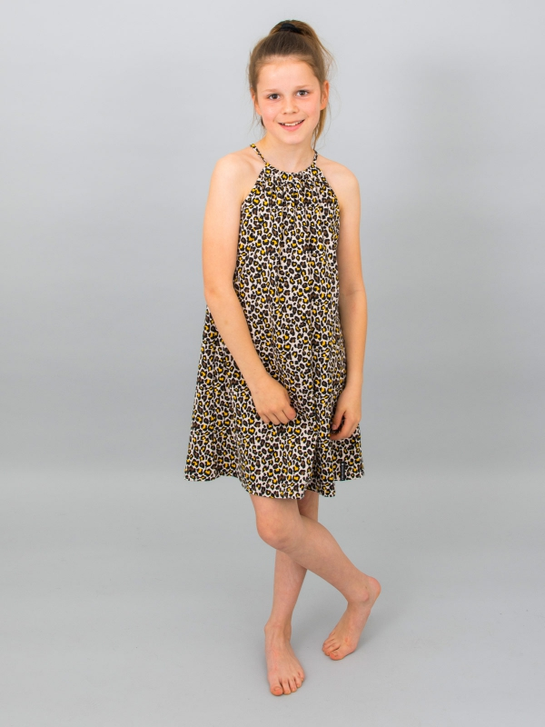 Dress By Mila - Jurk Cheetah (M)