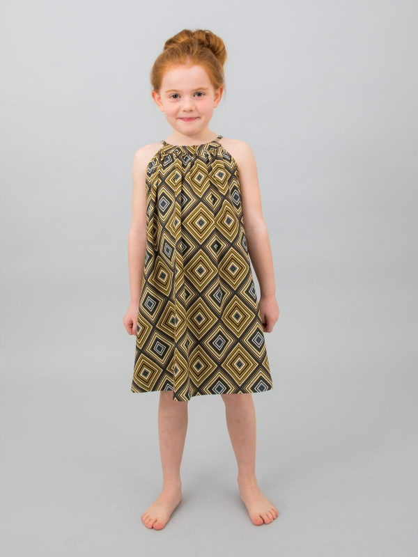 Dress By Mila - Jurk African Diamond (S)